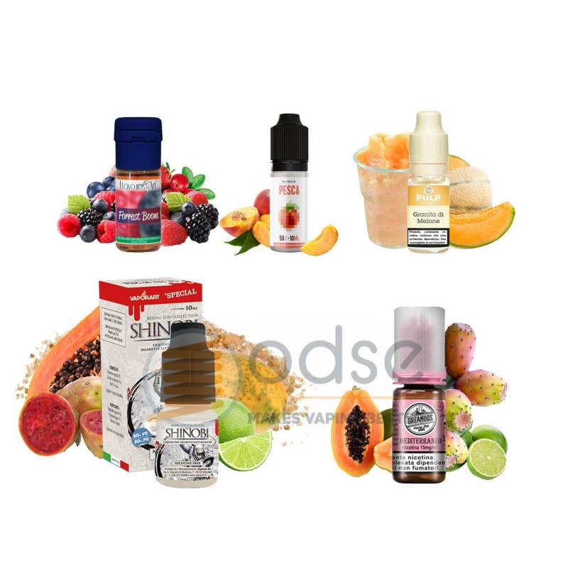 PACK FRUTTATI DISCOVERY - Discovery Pack