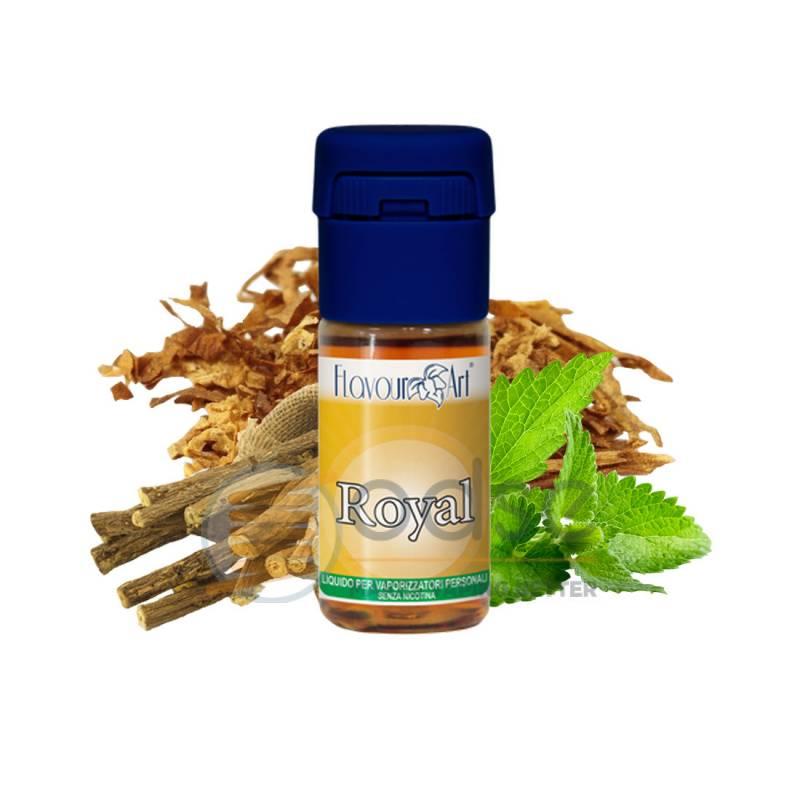 ROYAL LIQUIDO FLAVOURART 10 ML - Tabaccosi