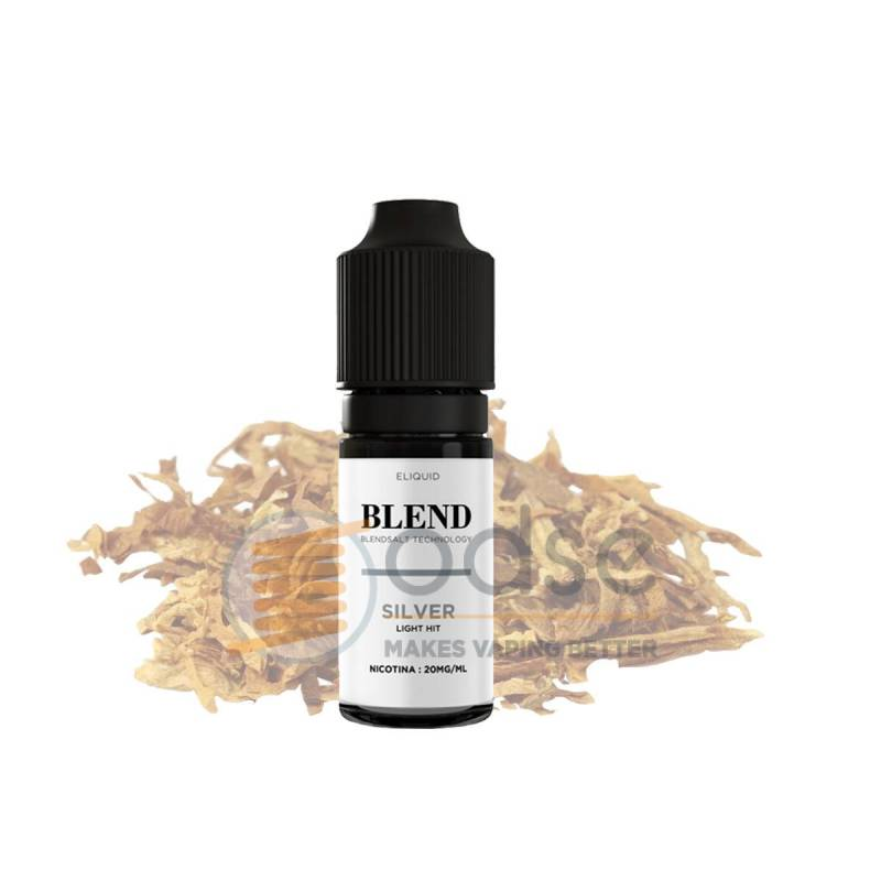 SILVER LIQUIDO BLEND THE FUU 10 ML - Tabaccosi