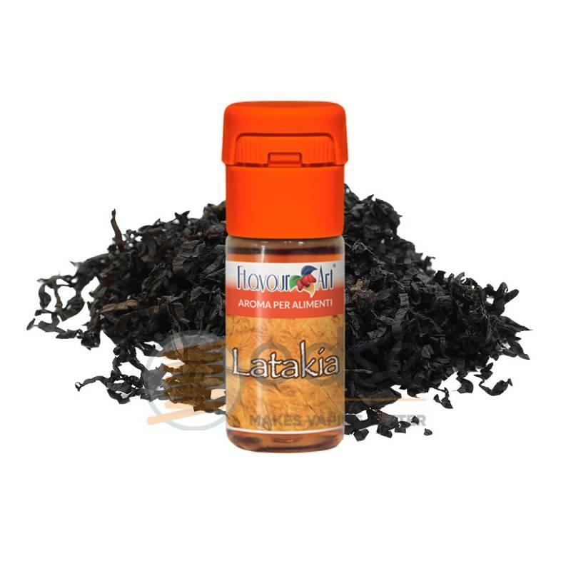 LATAKIA AROMA FLAVOURART - Tabaccosi