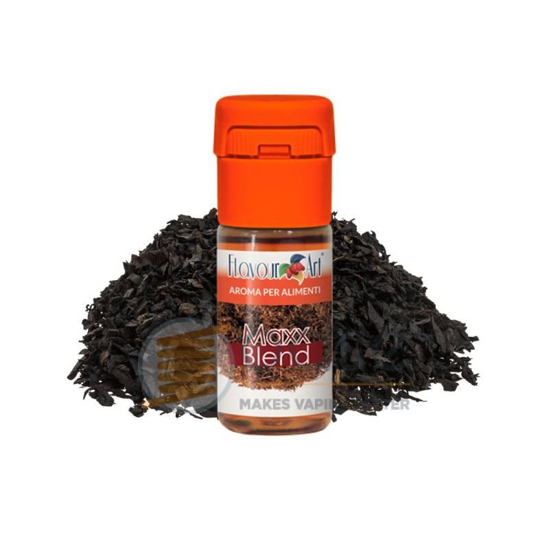 MAXX BLEND AROMA FLAVOURART - Tabaccosi