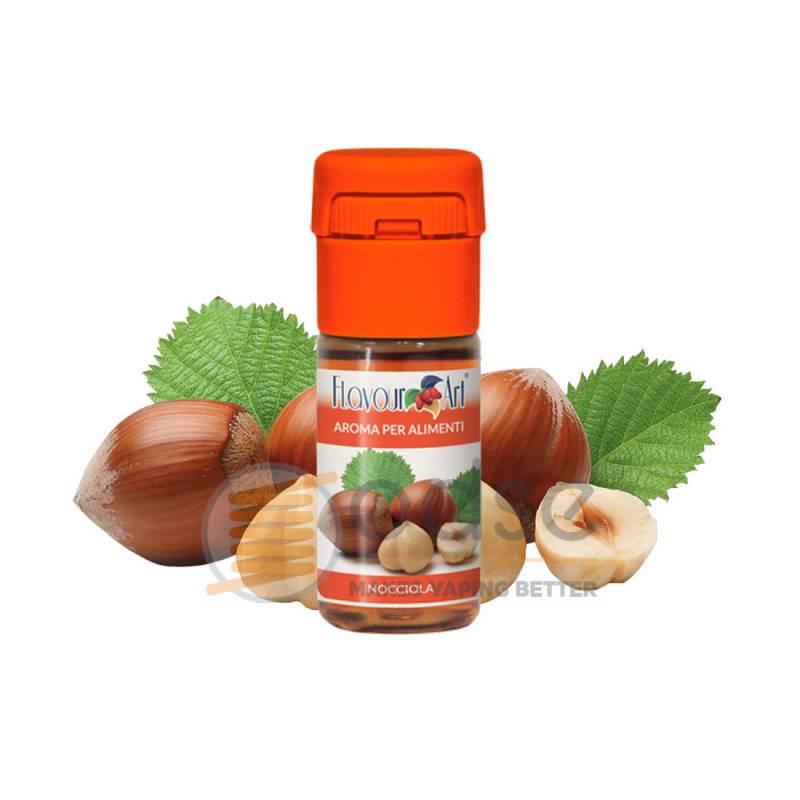 NOCCIOLA AROMA FLAVOURART - Fruttati