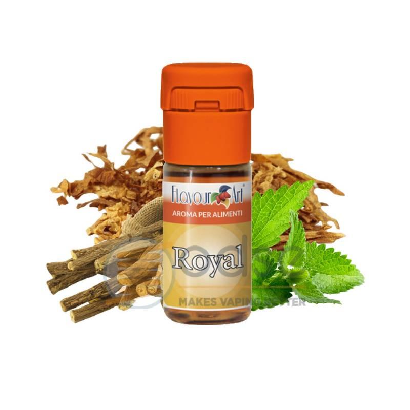 ROYAL AROMA FLAVOURART - Tabaccosi