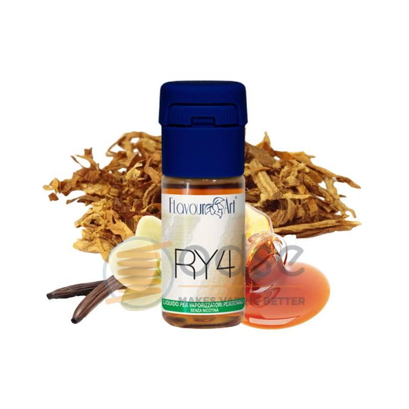 RY4 LIQUIDO FLAVOURART 10 ML - Tabaccosi