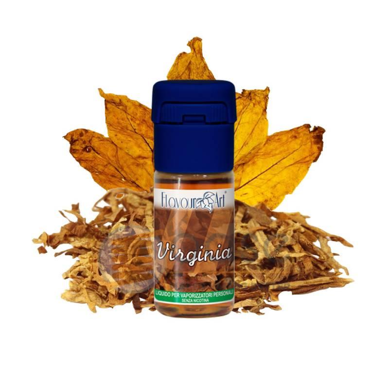 VIRGINIA LIQUIDO FLAVOURART 10 ML - Tabaccosi