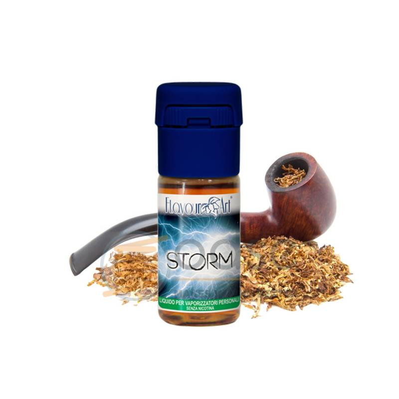 STORM LIQUIDO E-MOTIONS FLAVOURART 10 ML - Tabaccosi