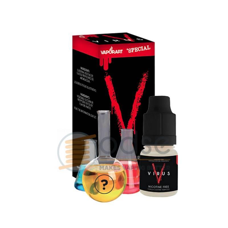VIRUS LIQUIDO VAPORART 10 ML - Tabaccosi