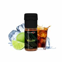 YELLOW AROMA FLUO BY FEDEZ FLAVOURART - Bevande