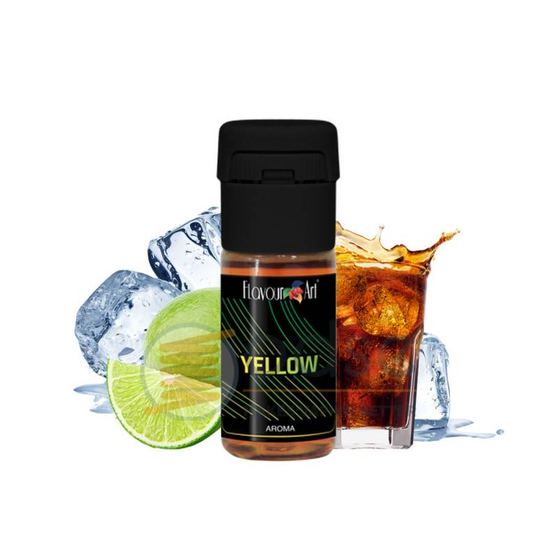 YELLOW AROMA FLUO BY FEDEZ...