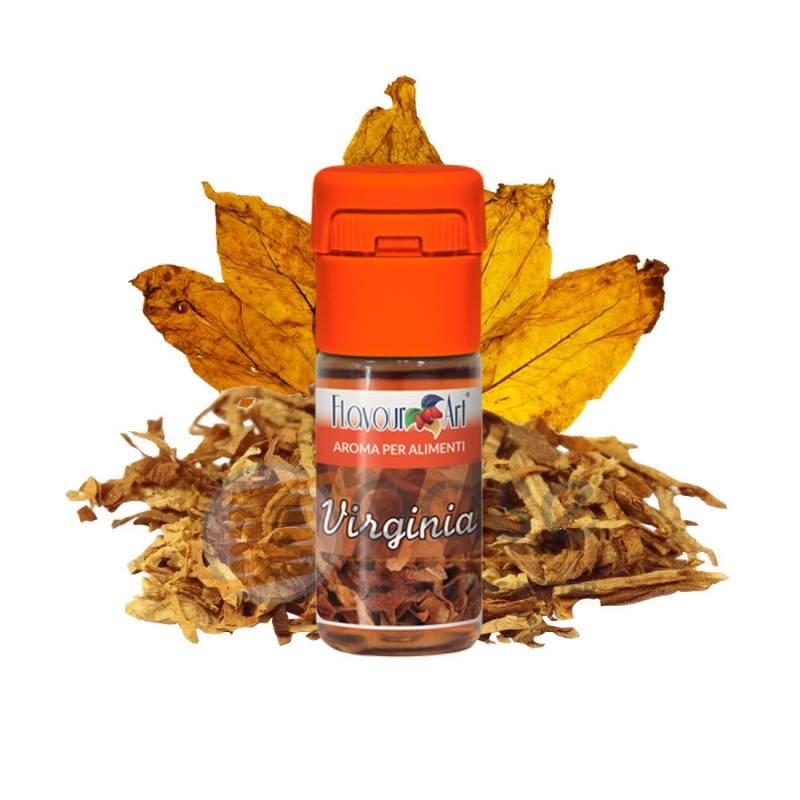 VIRGINIA AROMA FLAVOURART - Tabaccosi