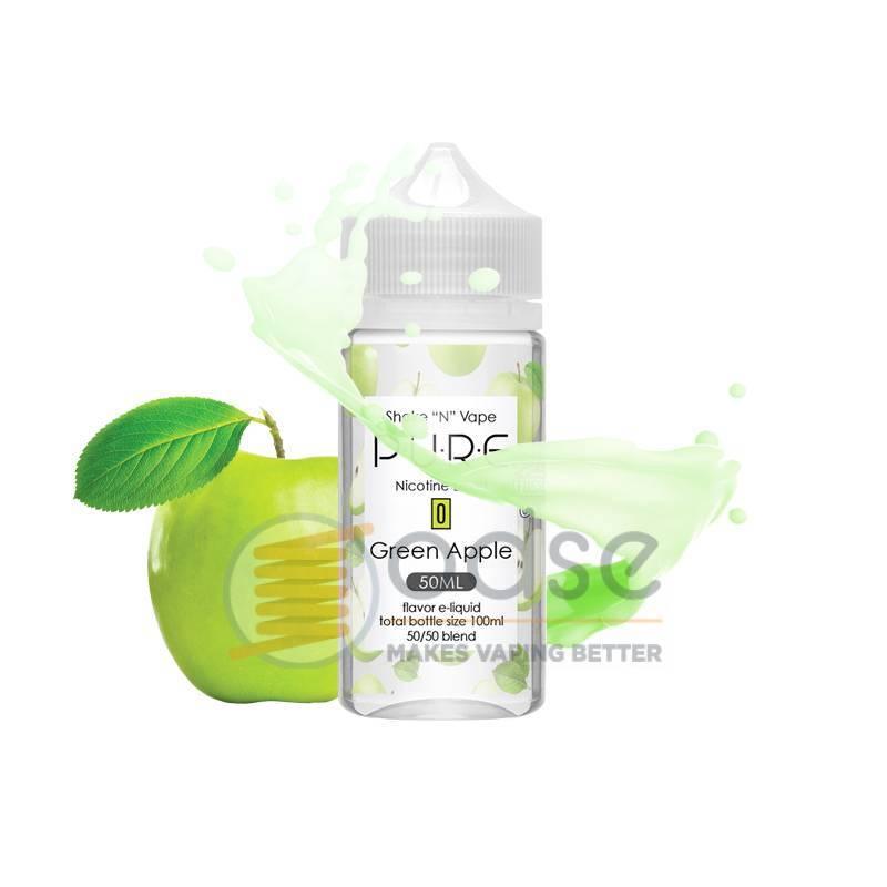 GREEN APPLE PREMIX PURE HALO - Fruttati
