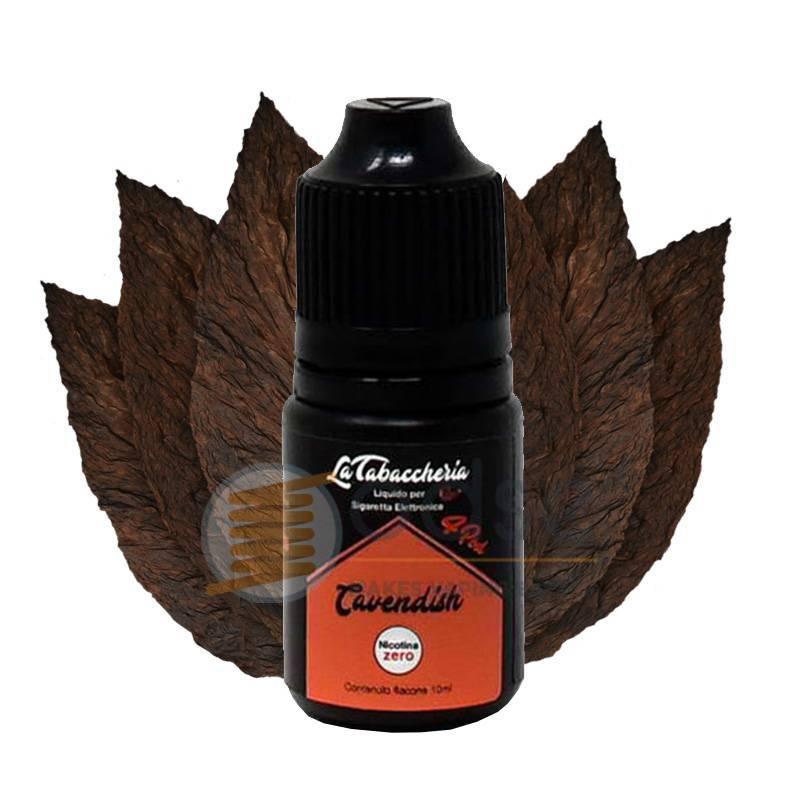 CAVENDISH LIQUIDO BLACK LINE 4POD LA TABACCHERIA 10 ML - Tabaccosi