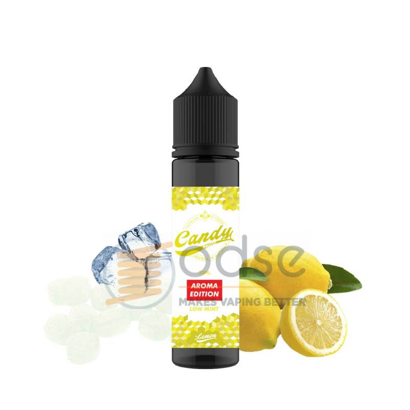 CANDY LEMON SHOT BANGSAWAN - Mix'n'Vape