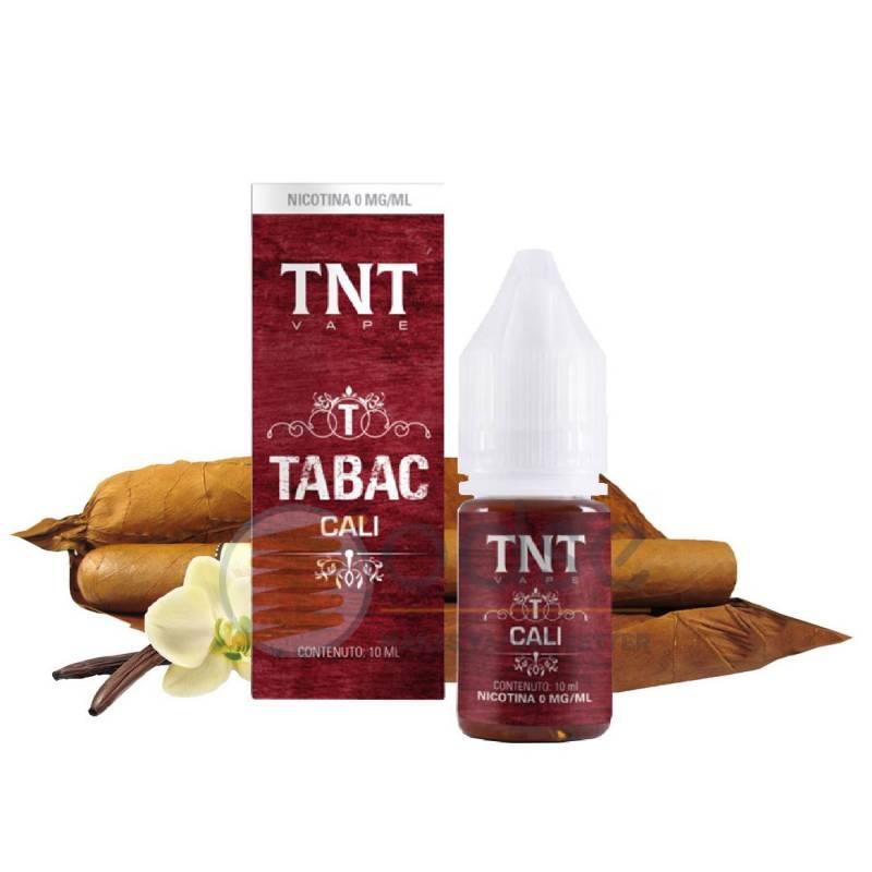 CALI LIQUIDO TABAC TNT VAPE 10 ML - Tabaccosi