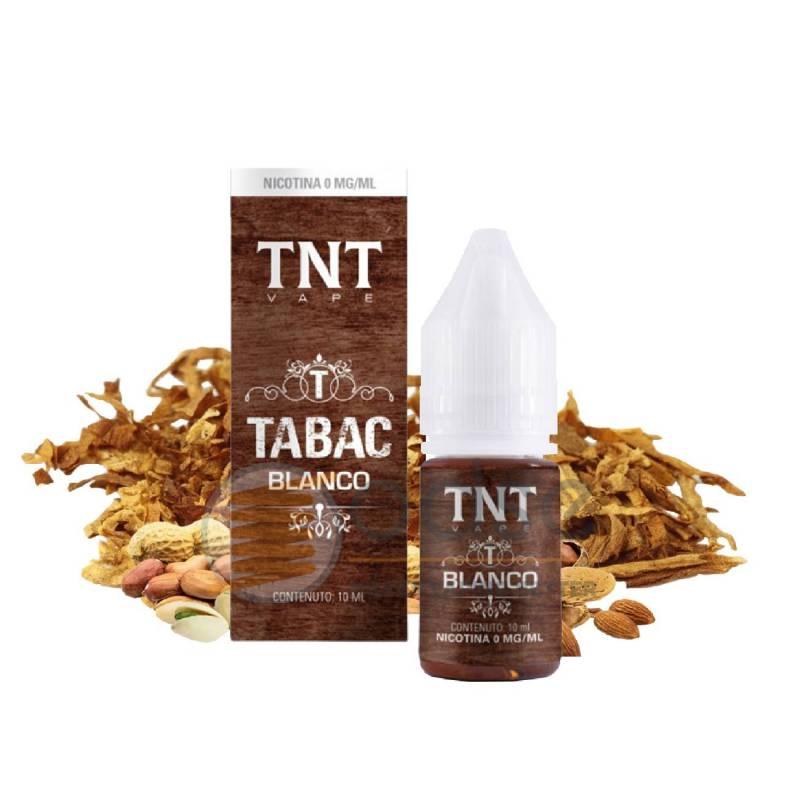 BLANCO LIQUIDO TABAC TNT VAPE 10 ML - Tabaccosi