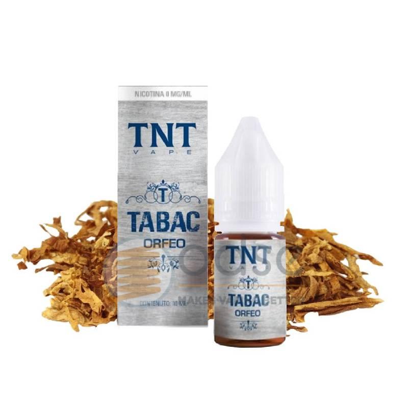 ORFEO LIQUIDO TABAC TNT VAPE 10 ML - Tabaccosi