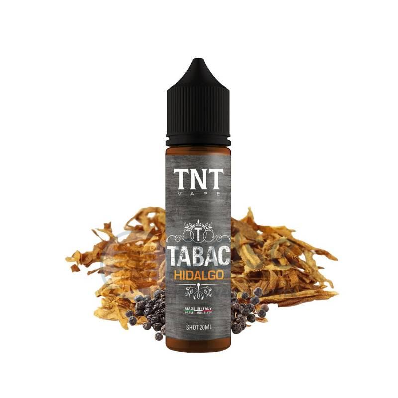 HIDALGO SHOT TABAC TNT VAPE - Tabaccosi