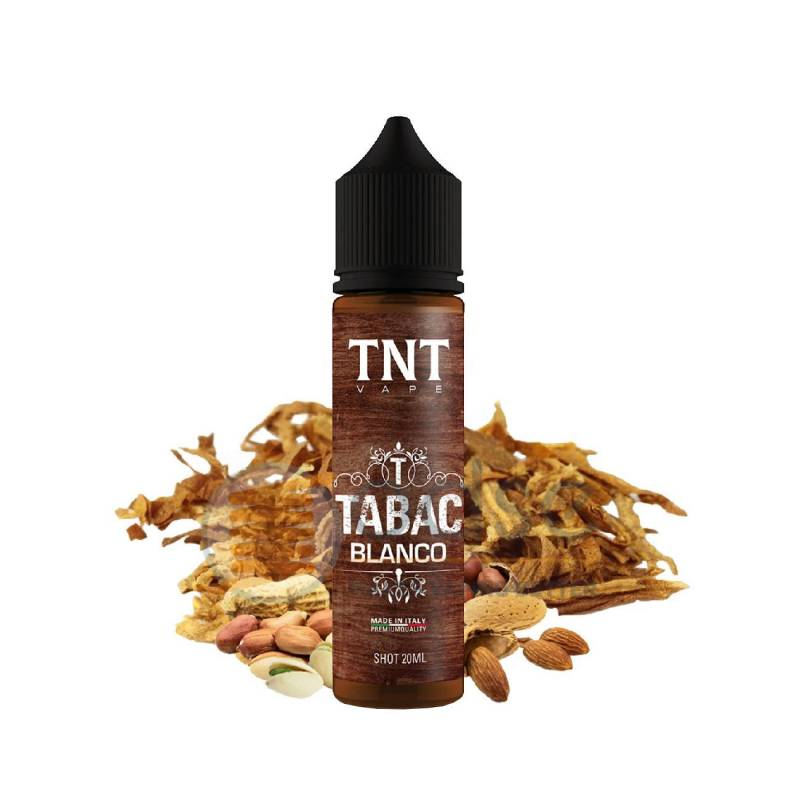 BLANCO SHOT TABAC TNT VAPE - Tabaccosi