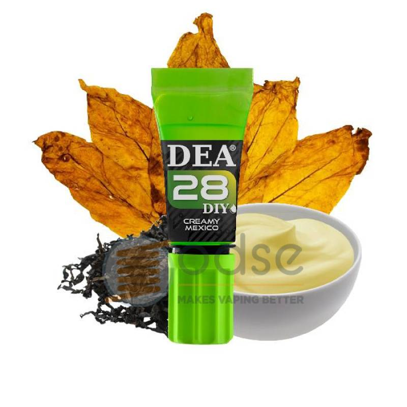 CREAMY MEXICO DIY28 AROMA DEA - Tabaccosi