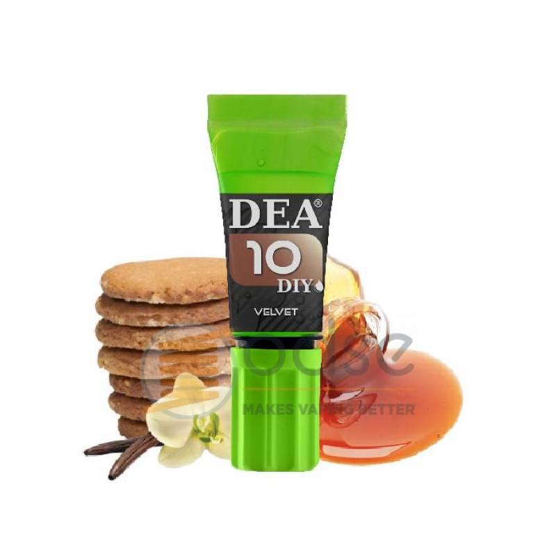 VELVET DIY10 AROMA DEA - Cremosi