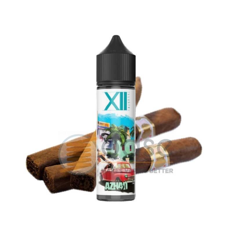 XII ILLUSTRI SHOT AZHAD'S ELIXIRS - Tabaccosi