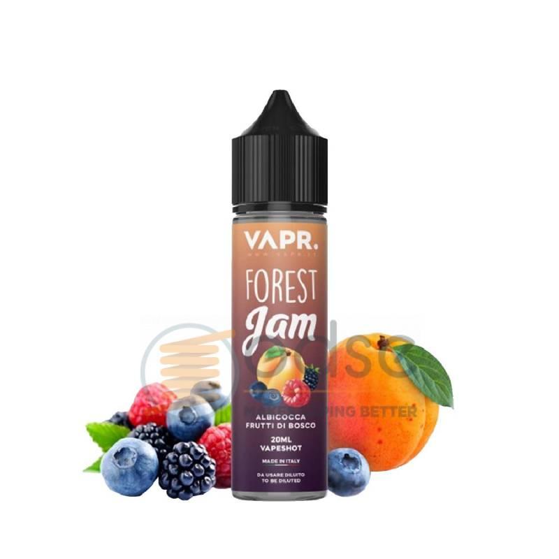 FOREST JAM SHOT VAPR. - Fruttati
