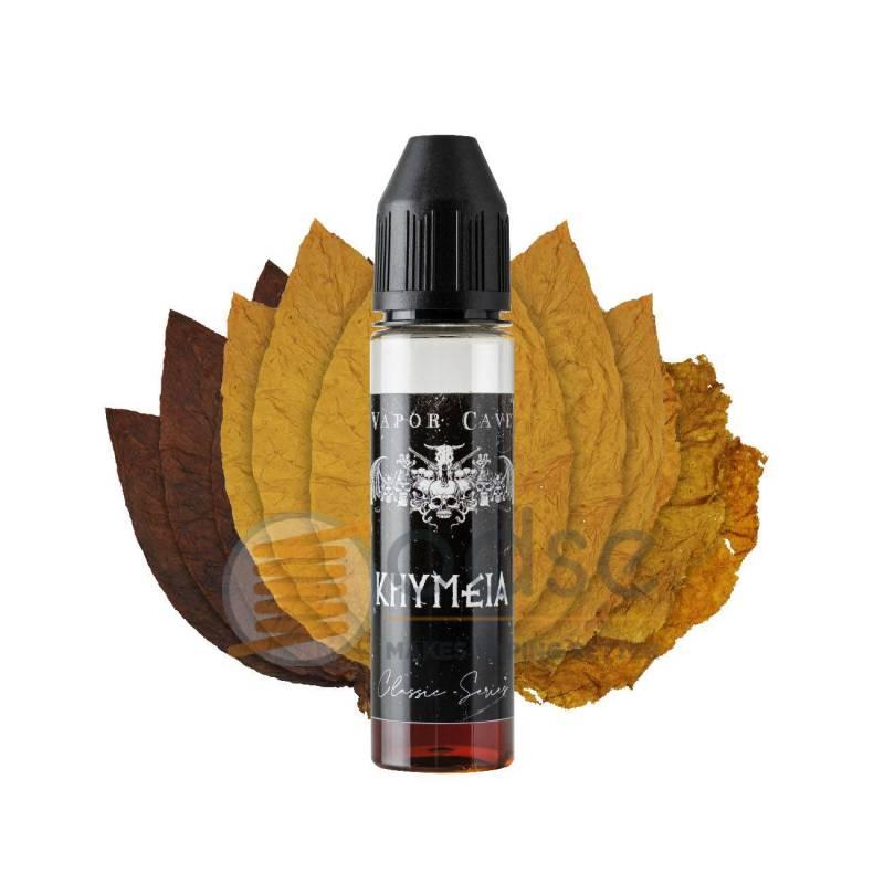 KHYMEIA SHOT VAPOR CAVE - Tabaccosi