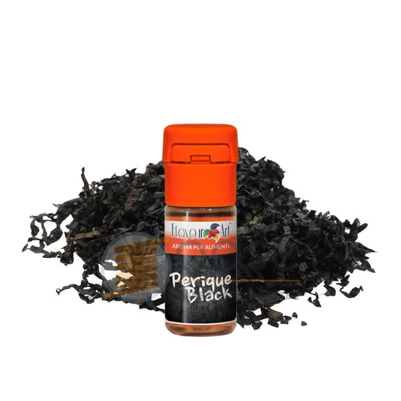PERIQUE BLACK AROMA FLAVOURART - Tabaccosi
