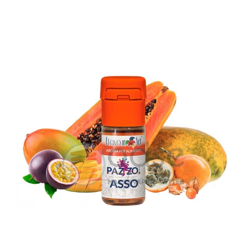 ASSO AROMA PAZZO FLAVOURART - Fruttati