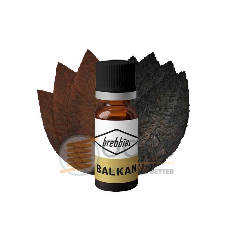BREBBIA BALKAN AROMA OFFICINE SVAPO - Tabaccosi