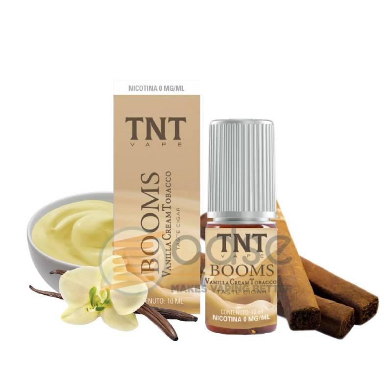 BOOMS VCT LIQUIDO TNT VAPE 10 ML - Tabaccosi