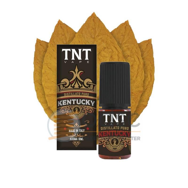 KENTUCKY AROMA DISTILLATI TNT VAPE - Tabaccosi