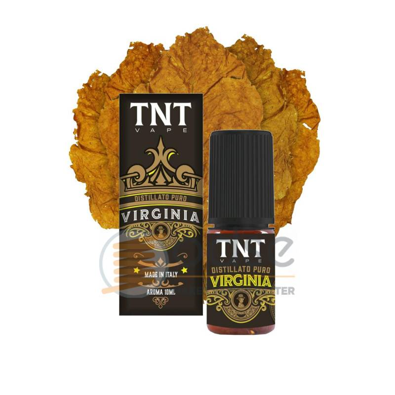 VIRGINIA AROMA DISTILLATI TNT VAPE - Tabaccosi