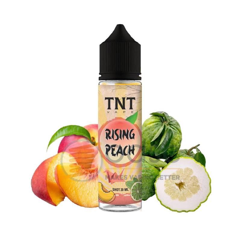 RISING PEACH SHOT TNT VAPE - Fruttati