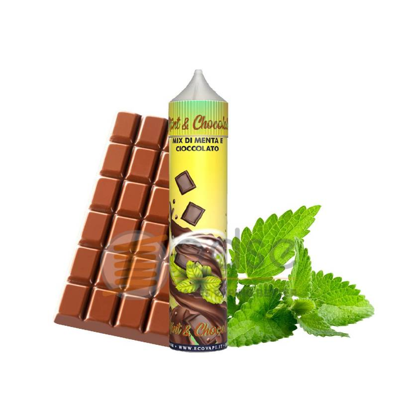 MINT & CHOCOLATE SHOT DAINTY'S - Cremosi