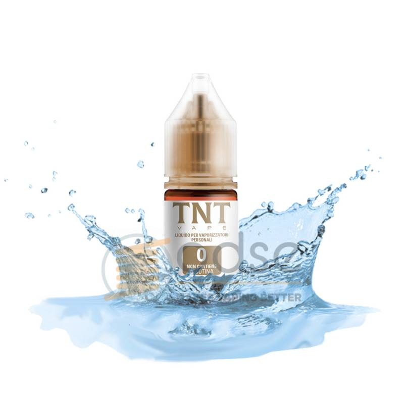 BASETTA NICOTINA 50/50 TNT VAPE 10 ML - SELF MADE