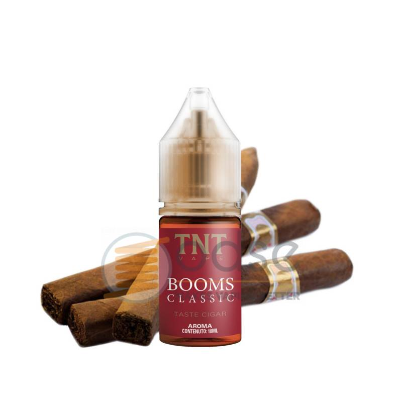 BOOMS CLASSIC AROMA TNT VAPE - Tabaccosi