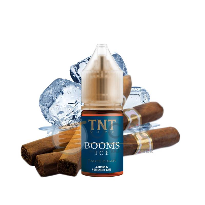 BOOMS ICE AROMA TNT VAPE - Tabaccosi