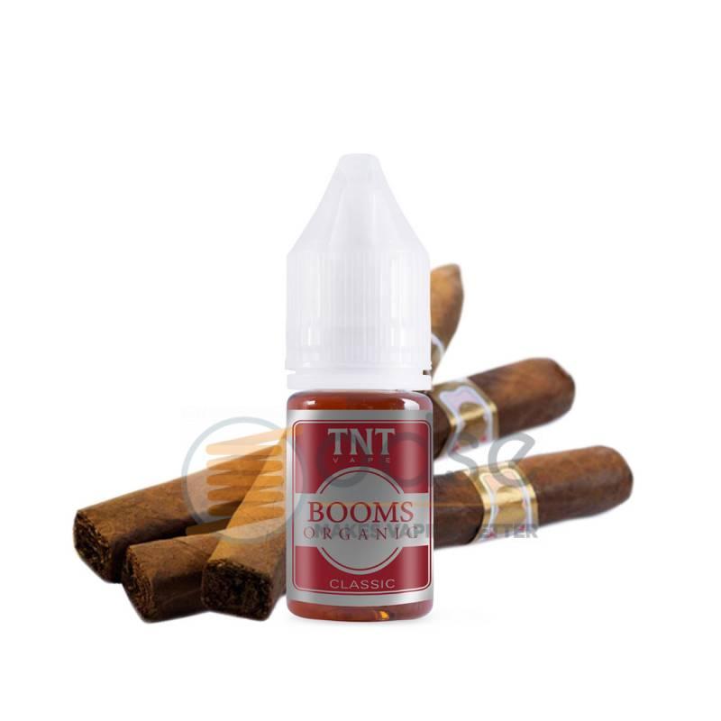 BOOMS ORGANIC CLASSIC AROMA TNT VAPE - Tabaccosi