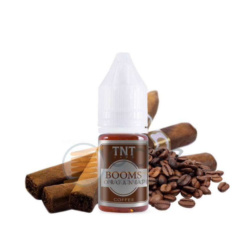 BOOMS ORGANIC COFFEE AROMA TNT VAPE - Tabaccosi