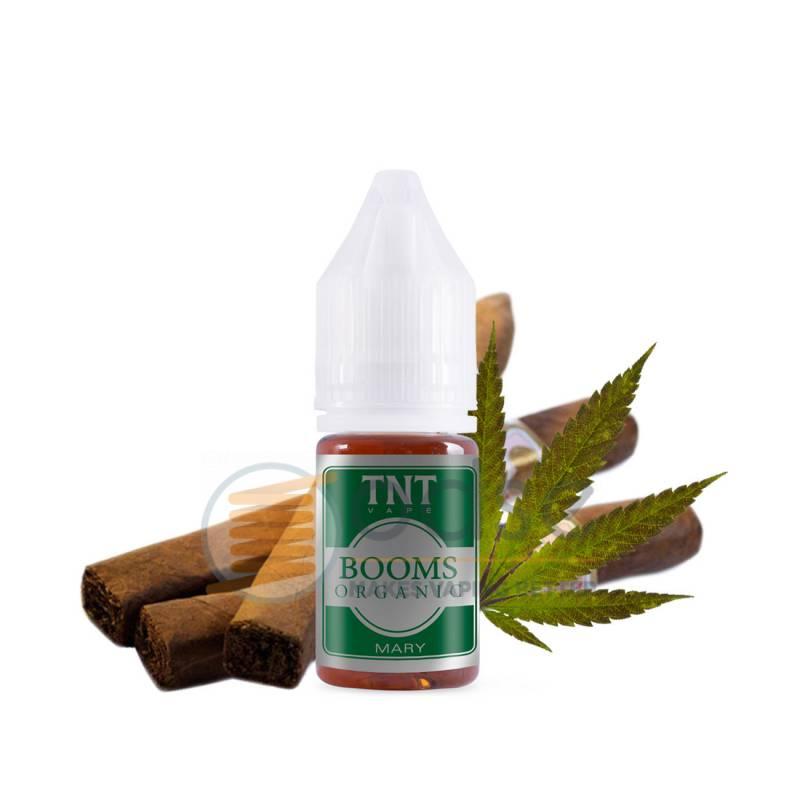 BOOMS ORGANIC MARY AROMA TNT VAPE - Tabaccosi