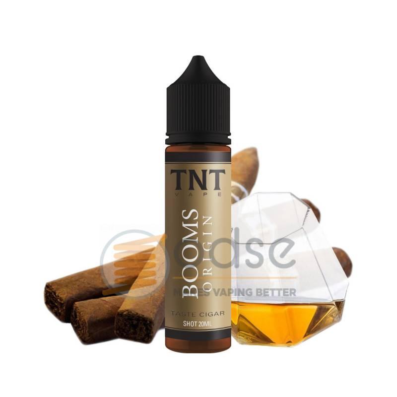 BOOMS ORIGIN SHOT TNT VAPE - Tabaccosi